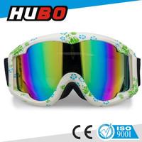 New stylish snow custom logo ski goggles skilling googles
