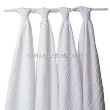 """HOT!!! Baby Muslin Bamboo Blanket Swaddle Wrap Diaper 100% Babmoo Rayon Super Soft 47x47"""" After Washed"""