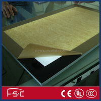 Best price led ultra slim magnetic light box from China suppliers
