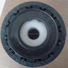 UHMWPE wear roller/ pipe/ tube/ wheel gear/ gasket used for mechanical engineering