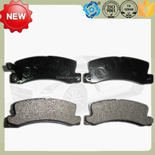 Brake pads factory OEM Rear D352 for TOYOTA Corolla/Corolla GTS