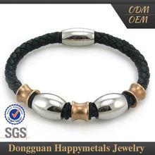2015 Popular Design Custom Laser Hindu Bracelet