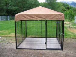high quality ourdoor dog fence cheap dog kennels