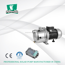 TSSGJ3.2-18-24/120 home use/irrigation/agriculture DC brushless motor solar surface water pump
