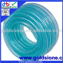 plastic braided reinforced hose ,flexible irrigation hose