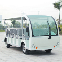 23 Seats AC Motor Electric Sightseeing Bus DN-23 (China) with CE approvel