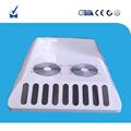 ระบายความร้อนกำลังการผลิตรถตู้บรรทุกสินค้า12kwระบบปรับอากาศสำหรับรถตู้