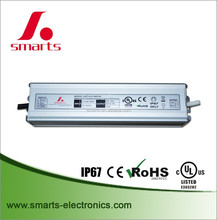 DC12v 80w Constant voltage LED power with Aluminum material for power supply