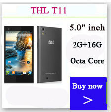 Мобильный телефон Original THL T11 2G RAM 16G ROM MTK6592W Octa Core Cell phones 1.7Ghz 8MP 5.0 HD 1920*720 NFC OTG 3G WCDMA/Koccis