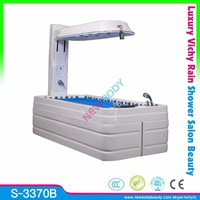 Water bed massage table / spa capsule hydro massage