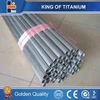 pure pound astm b338 gr.2 titanium tube