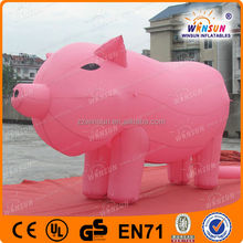 Most Enjoyable Top Selling Interesting Advertising Inflatable Pig