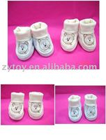 baby shoes 2014 animal shaped slippers rabbit shoes