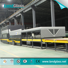 LandGlass Glass Bending and Flat Tempering Furnace/Curved Glass Toughening Machine