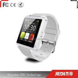 Smartwatch u8/New hot u8 bluetooth smartwatch oem android phone with pedometer,altimeter