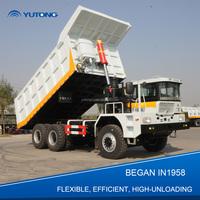 YUTONG Military Quality 6 Wheel Drive Dump Truck