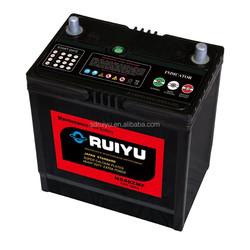 12V40Ah 54040 Korean Quality Lead Acid Calcium Sealed Maintenance Free Car Battery