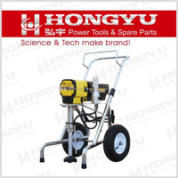 Convenient Sprayer HY-1150, easygoing for both home and professional user, primer spray gun, airless spray painting tips
