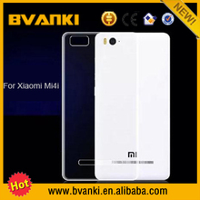 Cheap Price For Phone Case Custom Bulk Buy From China Crystal TPU Mobile/Cell Phone Cover Case For Xiaomi mi4i Back Case Cover
