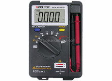 VICTOR MINI VC921 DMM Integrated Handheld Pocket Digital Frequency Multimeter