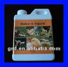 Oral liquil Vitamine medicine for horse -Deka-C veterinary