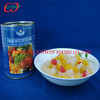 China Canned fruits manufacturer, Canned fruit cocktail in light syrup