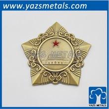 china manufacturer oem brand unique decorative name badge