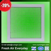 ventilation ceiling plastic egg crate grilles