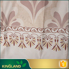 Professional Supplier Unique design Fashion kitchen curtain embroidered