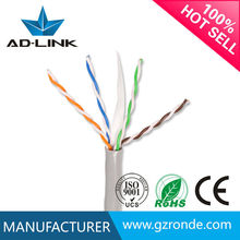 Cooper /CCA 4Pairs Utp Networking Cat6 Cable /Lan Cable Wholesale