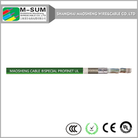 flexible drum-reeling cable