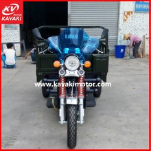 KAVAKI factory direct supplier hot sale adult tricycle/3 wheels motorcycle made in Guangzhou China