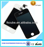 HOT sale replacement mobile phone lcd for iphone 4/4s touch screen