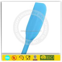 8pcs/set food safe silicone kitchen utensil with nylon inside