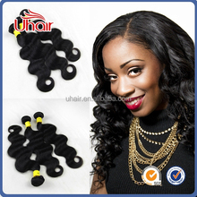Factory price unprocessed 7a remy virgin indian hair 100% natural colour for black women in stock