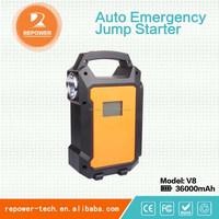 Manufacturer Supply Epower Multi-function Jump Starter, 12V/24V Jump Starter with 800A Peak Current, Car Battery Jump Starter