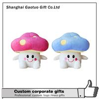 Best Quality oem stuffed mushroom custom plush toy