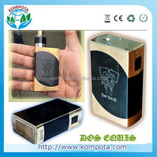 Dos Equis box mod/Dos Equis box mod 1:1 clone/Arctic dolphin ADT 50w box mod support wholesales