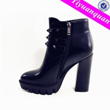 Brand Name Shoes Sexy ladies Ankle Boots