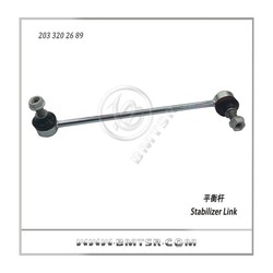 Car spare parts auto linkage for Mercedes Benz CL203