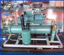 Bitzer water cooled screw compressor condensing unit