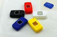 3 Button Silicone car key Cover Protecting Case For PEUGEOT CITROEN