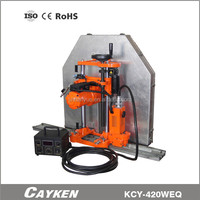 """Cayken electric concrete automatic brick wall cutting machine with 40"""" blade saw"""