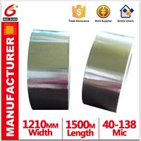 Repair of damaged Aluminum Foil Tape solvent in china