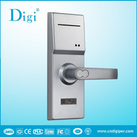 6600-73I China CE Standard Security Electronic IC Card Locks for Hotels