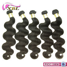 Use Long Time Can Dye Human Hair Body Wave Unprocessed Indian Hair Weaving