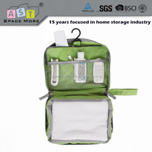 2015 promotional canvas travel cosmetic bag