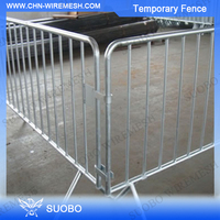 top selling products in alibaba china products temporary fence stand