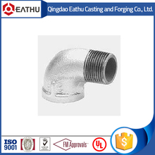 ASME B16.3 B16.14 B16.39 mech malleable iron pipe fittings
