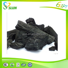 Pure subtropical forest species barbecue wood